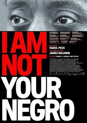"Film Club: ""I Am Not Your Negro"" Documentary"