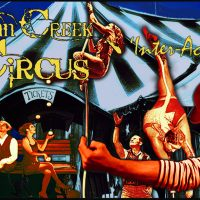 """Flynn Creek Circus Presents: """"Inter-Active"""" in For..."""