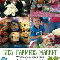 Kids' Farmers Market