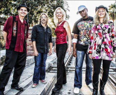 Laurie Morvan Band Blues on the Coast
