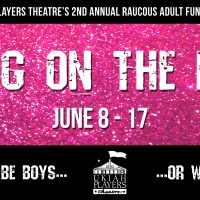 "UPT's 2nd Annual Fundraiser: ""Bring on the Men!"""