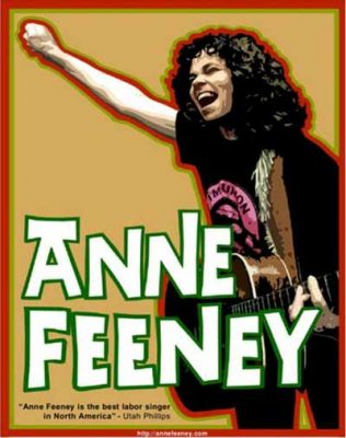Anne Feeney, Labor Singer