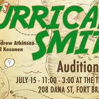 "Auditions for Gloriana's ""Hurricane Smith"""