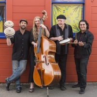 BongoLatte Latin Jazz Quintet at Headlands Coffeehouse