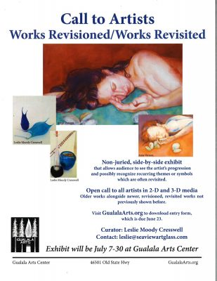 Call to Artists: Works Revisioned/Works Revisited