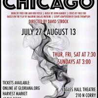 "Gloriana Musical Theatre presents ""CHICAGO"""