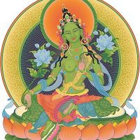 Meditation Workshop Based in the Green Tara Practice