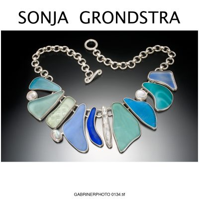 Sonja Grondstra Sea Glass Jewelry Trunk Show