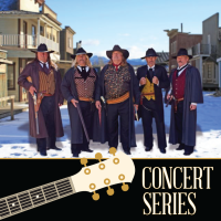 """""""The Boys of Summer"""" presented by Parducci Concert Series"""