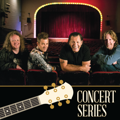 """""""Tommy Castro & The Painkillers"""" presented by ..."""