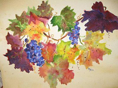 Marie Pera Watercolor Classes