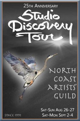 STUDIO DISCOVERY TOUR ~ The Sea Ranch to Manchester