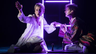 BWW Review: ANGELS IN AMERICA, PART ONE: MILLENNIUM APPROACHES at Actors Theatre Of Louisville