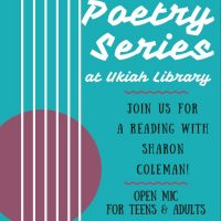 LOBA: a Poetry Reading Series featuring Sharon Coleman