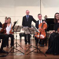 Roy Bogas & Friends, Summer Chamber Music Weekend