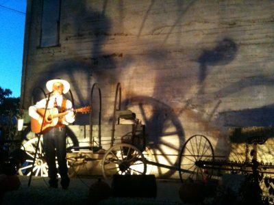 Dave Stamey at Tallman Concert with Conversation