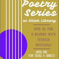 LOBA: a Poetry Reading Series featuring Theresa Whitehill