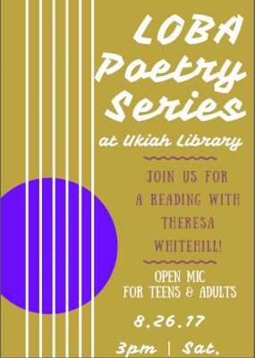 LOBA: a Poetry Reading Series featuring Theresa Wh...