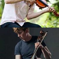 Johnny Gandelsman, violin, and Joshua Roman, cello