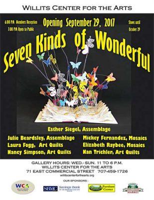 """""""SEVEN KINDS OF WONDERFUL"""""""