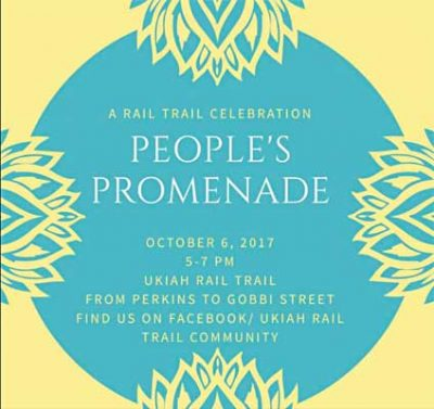 People's Promenade: A Celebration of Ukiah's New...