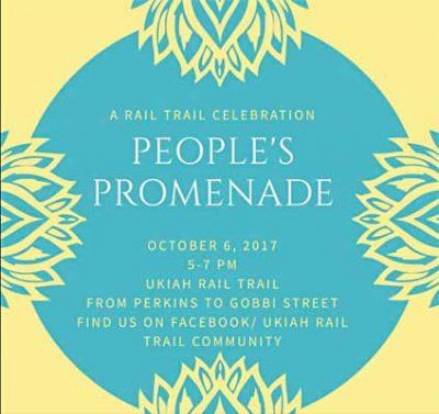 People's Promenade: A Celebration of Ukiah's Newest Public Space