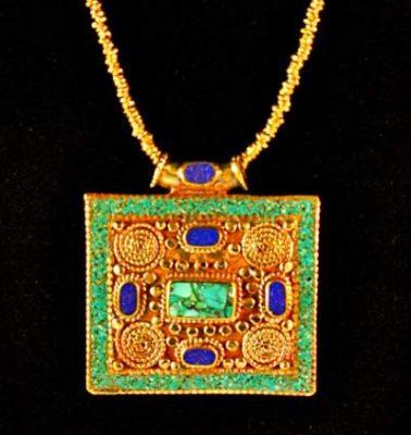 Walt Rush, Rhoda Teplow & Lee Zabin Jewelry