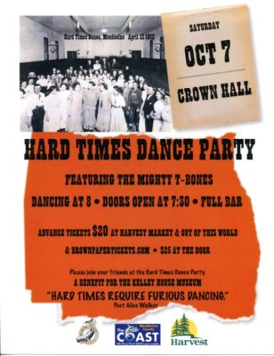 Hard Times Dance Party