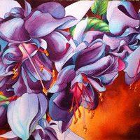Luminous Watercolors of Nancy Collins