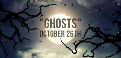 """Coastal Storytellers Presents: """"Ghosts"""""""