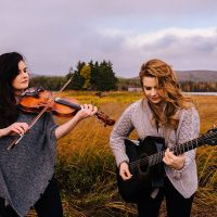Celtic Duo: Cassie and Maggie MacDonald