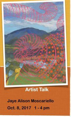 Artist Talk & Mini Workshop