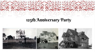 Guest House Museum 125th Anniversary Party