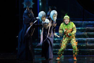 """Met Opera """"Die Zauberflote"""""""