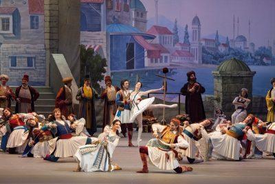 """Bolshoi Ballet """"Le Corsaire"""""""