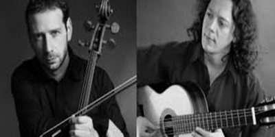Andrianov-Illarionov – cello, guitar duo