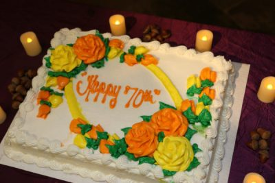 70th Birthday Celebration – 1947-2017