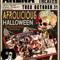 "Eclectic, Electric and Funky An ""Afrolicious"" Halloween"