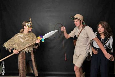 Gloriana Musical Theatre presents Hurricane Smith!