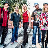 Pop-up Dance Party with Laurie Morvan Band