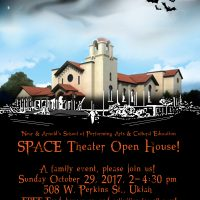 SPACE Theater Open House