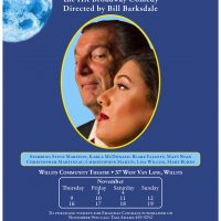 """""""Moon Over Buffalo"""" at Willits Community Theatre November 3 to 19."""
