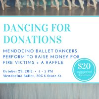 Dancing For Donations