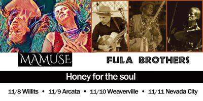 MaMuse-Fula Brothers Nov 8 at WCA