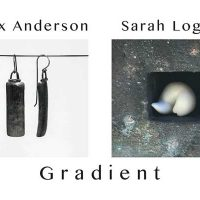 """Gradient"" artwork by Alex Anderson & Sarah Logan"
