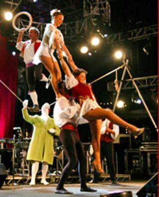 Zoppè Family Circus