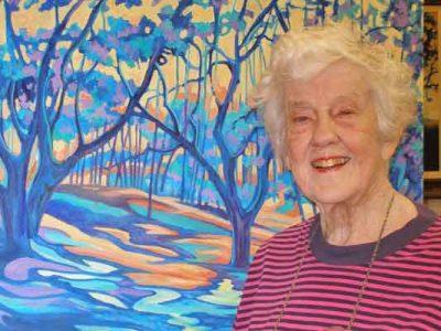 Art Exhibit-Reception to Honor Students of Adele Pruitt