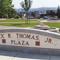 Alex Thomas Plaza