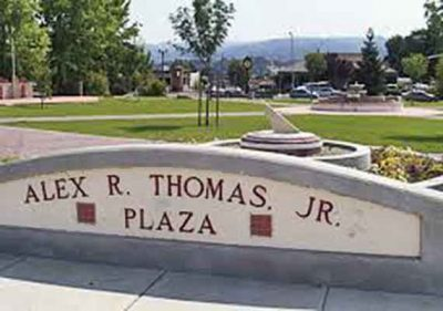 Alex Thomas Plaza