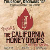 Benefit for the Survivors of the Redwood Valley Fire